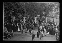 McDonough Celebration Pillars 1914