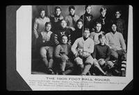 School Team football 1905