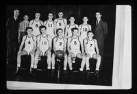School Team 1945-46 basketball