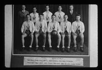 School Team basketball 1933-34