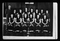 School Team girl's basketball 1945-46