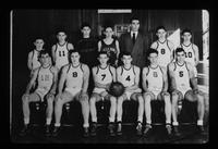 School Team basketball 1946-47