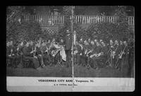 Vergennes City Band, A.D. Vittum bandmaster