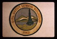 Girl Scout Senior Roundup 1962, Emblem
