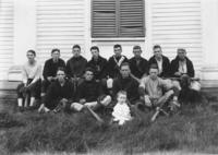 Baseball Team Portrait, Williamsville, Vt.