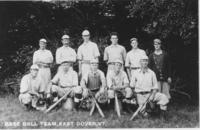 Base Ball Team, East Dover, Vt.