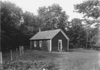 Possible Schoolhouse in East Dummerston