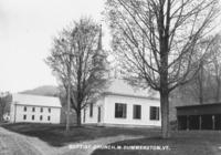 Baptist Church, W. Dummerston, Vt.