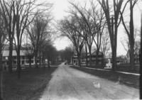 The Newfane Commons with Newfane Inn