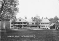 Windham County Hotel, Newfane, Vt