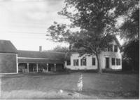 Unidentified Farmhouse in Putney, Vt.