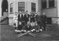 Baseball Team Portrait, Townshend, Vt.