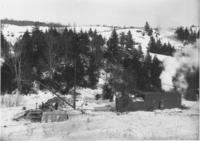 Silver Mine in Winter, Wardsboro, Vt.