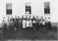 West Wardsboro School portrait of Mrs. Griffith's Class, Wardsboro, Vt.