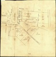 Map of land in Burlington, College Lot No. 112