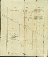 Burlington: Farnsworth place plan, undated