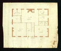 Unidentified house plan, undated