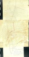 Shelburne and Charlotte Roads, with survey minutes, undated