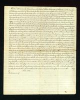 John Munson, lease to Ezra Taylor and Asahel Stacy, copy 1, 1816