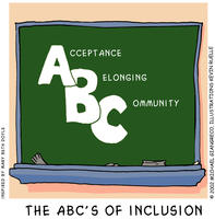 A, B, C's of Inclusion