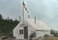Camel's Hump Club House - built in 1912