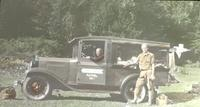 Roy Buchanan in Long Trail Patrol Car 1