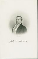 John Mattocks Portrait