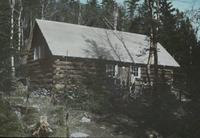 Elihu B. Taft Lodge on Mount Mansfield