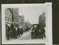 Burlington Streets: Church St. (4X5)