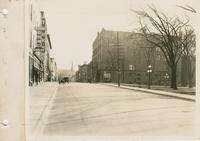 Burlington Streets: College Street