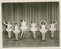 Dance Recitals - Unidentified