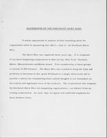 Dairy -- Milk Sanitation Bill, Whiting Company, Correspondence, Hearings,             1961