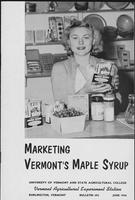 Marketing Vermont's maple syrup