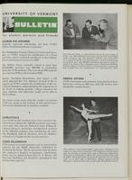 Bulletin of the University of Vermont vol. 58 no. 07