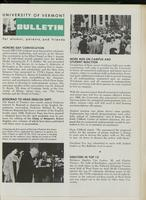 Bulletin of the University of Vermont vol. 58 no. 11