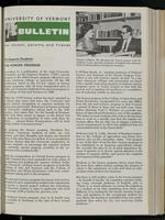 Bulletin of the University of Vermont vol. 59 no. 12