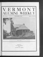 Vermont Alumni Weekly vol. 01 no. 02