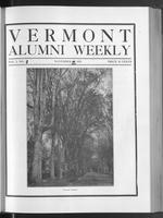 Vermont Alumni Weekly vol. 01 no. 11
