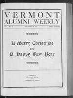 Vermont Alumni Weekly vol. 01 no. 14
