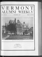 Vermont Alumni Weekly vol. 01 no. 12