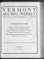 Vermont Alumni Weekly vol. 01 no. 17