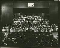 Burlington High School - Musical Events