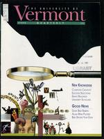 Vermont Quarterly 1992 Summer