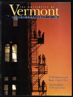 Vermont Quarterly 1990 Fall