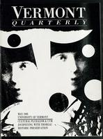 Vermont Quarterly 1988 May