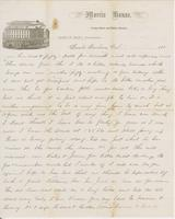 Edward C. Smith to [Henrietta Fletcher], undated