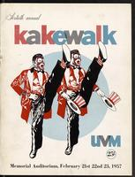 Kake Walk Program