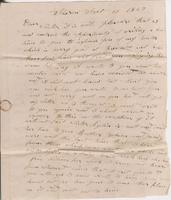 Lemuel Colton to Ruth Colton, 1837 September 10