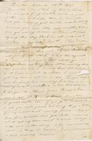 Moses S. Colton to Ruth Colton, 1837 September 17