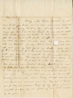 Lydia Colton to Ruth Fletcher, 1839 May 24